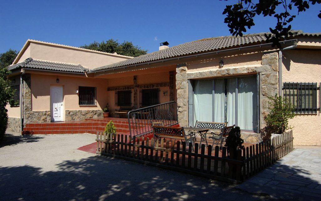 Residencia salud mental Segovia