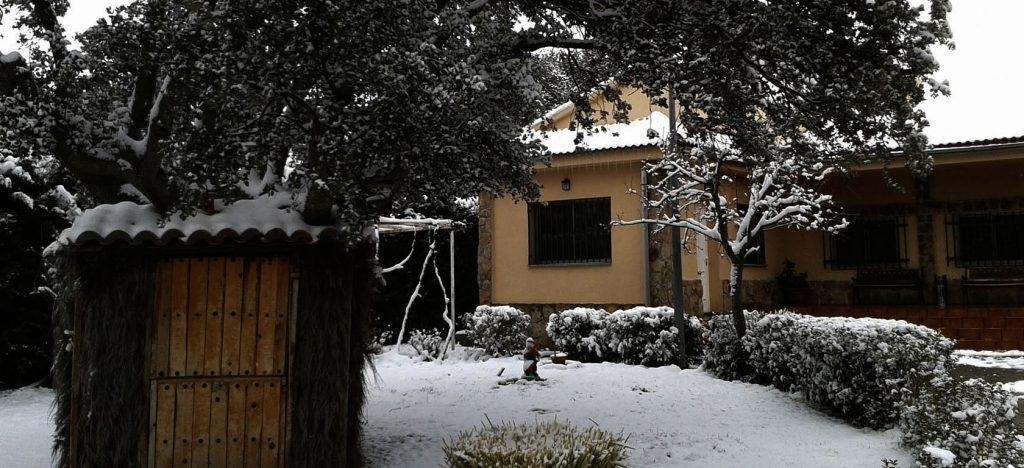 Residencia enfermos mentales Segovia